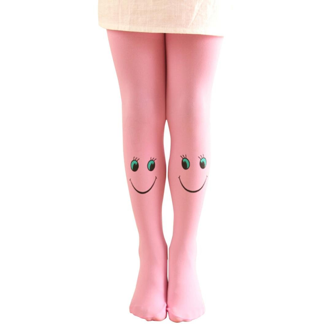 Amazon.com: Voberry Girls Pantyhose, Girl Tights Kids Candy Color Pantyhose  Cartoon Stocking Legging (Green): Clothing