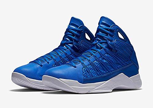 Nike Mens Hyperdunk Lux Hyper Cobalt/Hyper Cobalt 818137-400 (15M US) by NIKE