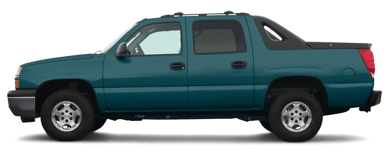 Amazoncom 2005 Chevrolet Avalanche 1500 Reviews Images and