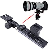 iShoot Lens Support Collar Foot Tripod Mount Ring Stand Base + Camera Quick Release Plate + Telephoto Lens Bracket for Canon EF 800mm f/5.6L IS USM, EF 200-400mm f/4L IS USM EXTENDER 1.4X