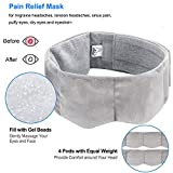 Koamask Weighted Sleep Mask Pain Relief Hot Cold