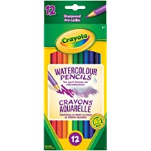 Crayola 12 Watercolour Pencils