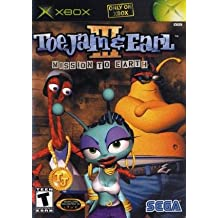 TOEJAM & EARL III - MISSION TO EARTH TOE JAM [XBOX]