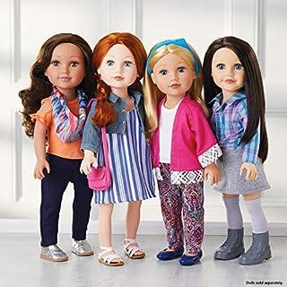 "Journey Girls 18"" Doll Super Fashion Fun Set - Amazon Exclusive"