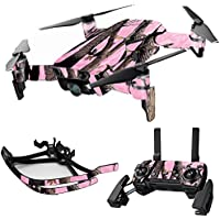 MightySkins Skin for DJI Mavic Air Drone - Pink Tree Camo | Max Combo Protective, Durable, and Unique Vinyl Decal wrap cover | Easy To Apply, Remove, and Change Styles | Made in the USA