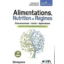 Alimentations, nutrition et régimes 3e édition