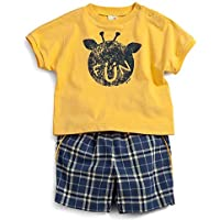 Conjunto Pomar Amarelo - Bebê Menino