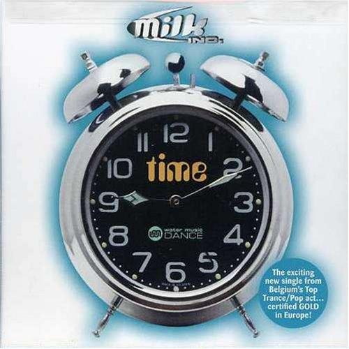 CD : Milk Inc. - Time (x4) (CD Single)