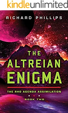 The Altreian Enigma (Rho Agenda Assimilation Book 2)
