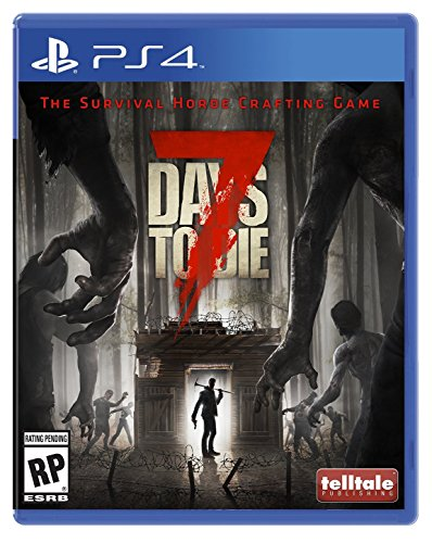 7 Days to Die - PlayStation 4 (B01DPUVMNU) Amazon Price History, Amazon Price Tracker