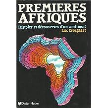 Premières Afriques