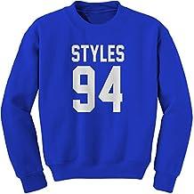 Expression Tees Styles 94 Birth Year Crewneck Sweatshirt