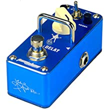 Tom'sline Engineering Digital Delay and Echo Delay Pedal APE3S by Michael Angelo Batio signature guitar effect pedal