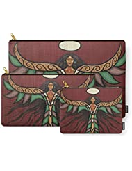 Society6 Thunderbird Woman Carry-All Pouch
