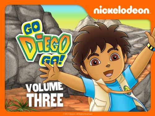 amazoncom go diego go volume 3