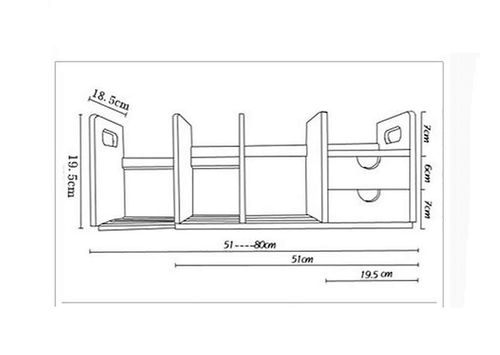 C GUI Desk Shelves, Office Simple Bookshelves, Student Bookshelves,Desktop Shelves, Storage Racks, Finishing Racks, Mini-Telescopic Small Office Desk Storage Shelves