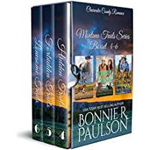 Montana Trails Box Set, books 4-6 (Clearwater County Romance series Book 25)