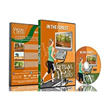 Virtual Walks - In the Forest for Indoor Walking, Treadmill and Cycling Workouts