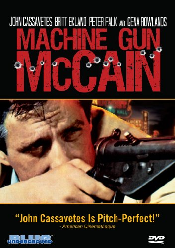DVD : Machine Gun Mccain (Widescreen, Subtitled)