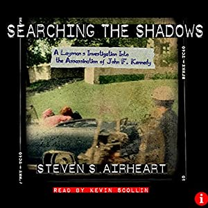 Searching the Shadows Audiobook