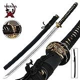 Musashi - Bamboo Full Tang High Carbon Steel Katana
