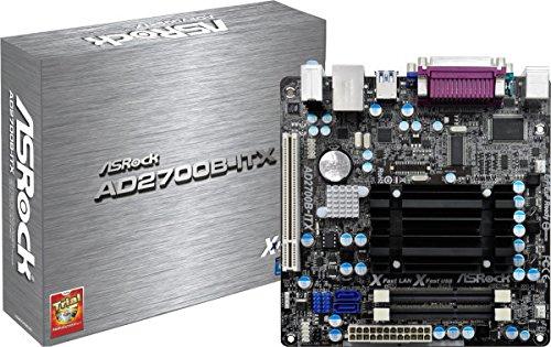 Asrock AD2700B-ITX Intel Chipset Drivers Download (2019)