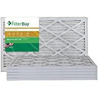 AFB Gold MERV 11 16x25x1 Pleated AC Furnace Air Filter. Filters. 100% produced in the USA. by FilterBuy