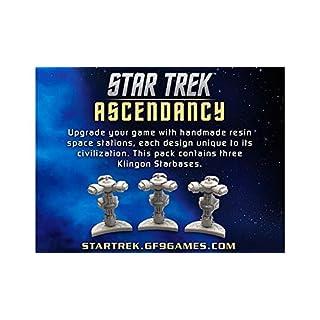 Star Trek Ascendancy: Klingon Starbases (3)