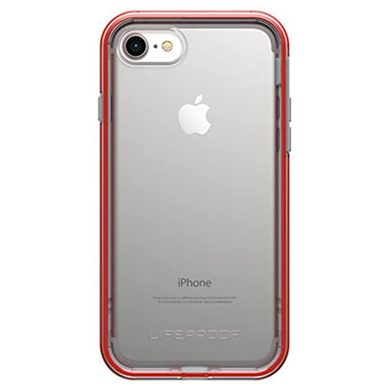 promo code f92cc 9ac65 Lifeproof Slam Water Resistant Case For Apple Iphone 7 / Iphone 8 LAVA  CHASER (CLEAR / CHERRY TOMATO / SLEET)
