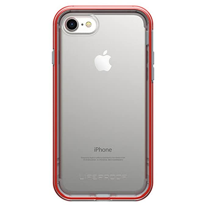 promo code 3a316 659e7 Lifeproof Slam Water Resistant Case For Apple Iphone 7 / Iphone 8 LAVA  CHASER (CLEAR / CHERRY TOMATO / SLEET)