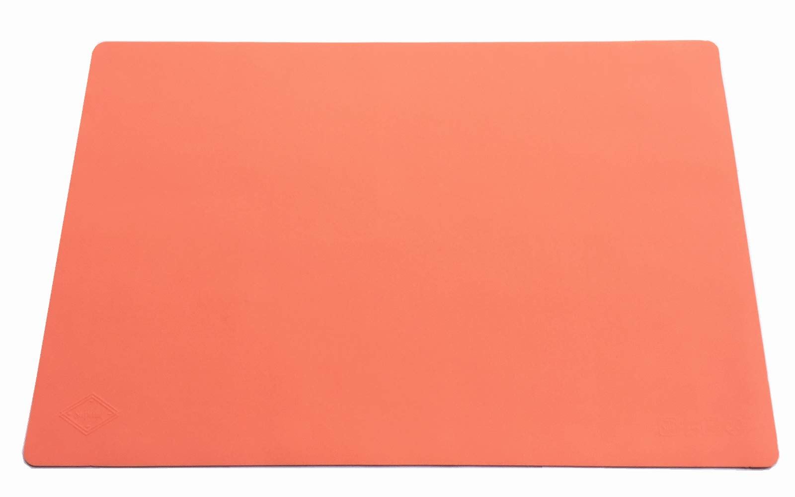 Supmat XL by EPHome, Super Versatile Extra Large and Thick Silicone Mat, Counter Mat (1, Living Coral)