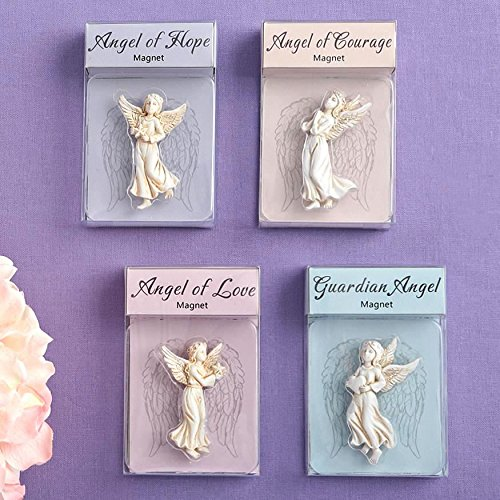 84 Stunning Guardian Angel Magnets Religious Favors by Fashioncraft