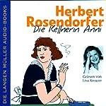 Die Kellnerin Anni   Herbert Rosendorfer