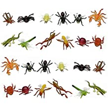 Fun Central (AZ917) 2 Inch Mini Insect Bug Figures - Assorted - 2packs of 12pc