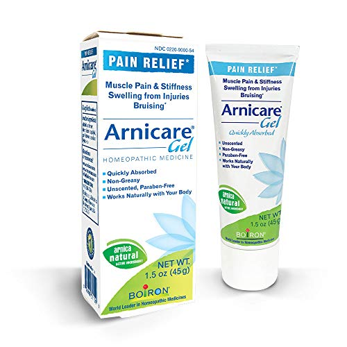 Boiron Arnicare Gel, 1.5 Ounce, Topical Pain Relief Gel