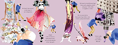 Polka Dot Parade: A Book About Bill Cunningham by little bee books (Image #3)