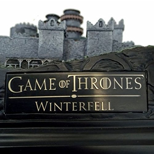 Factory Entertainment Game of Thrones Winterfell Desktop Sculpture by Factory Entertainment (Image #5)