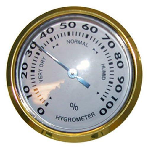 Round Analog Hygrometer - 7