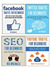 GET FREE TRAFFIC ONLINEGet this bundle for $2.99 instead of 0.99 eachInside you'll learn:FACEBOOK- How to properly set up your profile- How to promote your products or website the easy way- How to automate your Facebook traffic machine- The t...