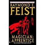 Magician: Apprentice: Riftwar, Book 1 | Raymond Feist