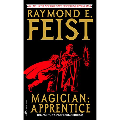 Magician: Apprentice: Riftwar, Book 1 Audiobook [Free Download by Trial] thumbnail
