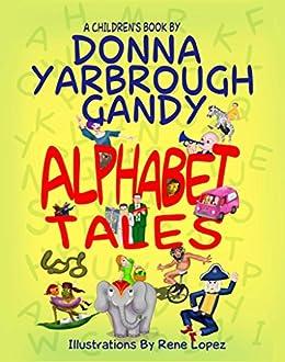 Alphabet Tales by [Yarbrough Gandy, Donna]