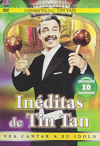 Ineditas de Tin Tan (2 Pack, 2PC)