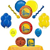 Golden State Warriors Party Supply and Balloon Decorating Kit