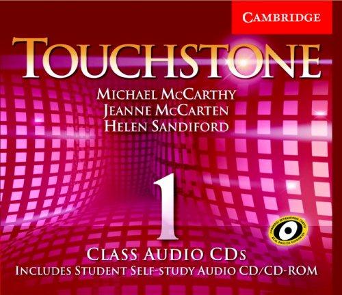 Touchstone Class Audio CDs 1 Class Audio CDs L1 (pack 4) (Touchstones)