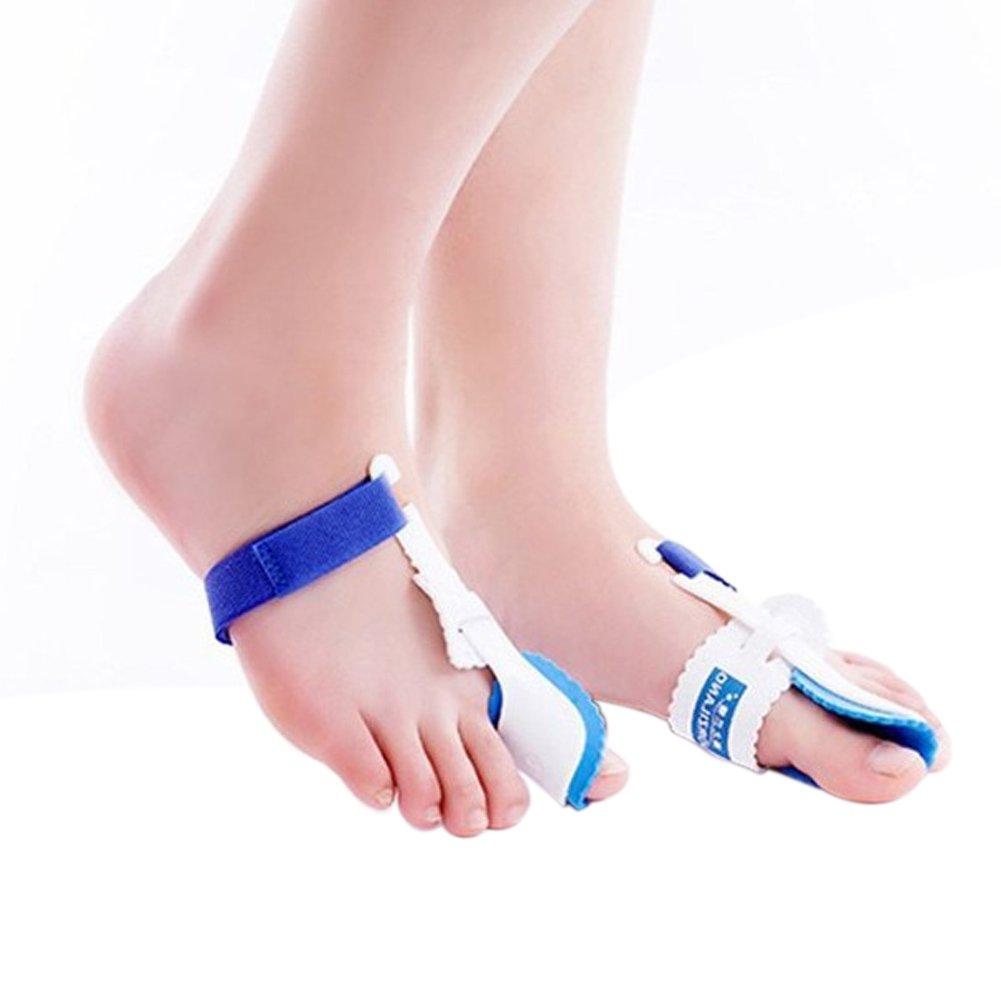ACTLATI 1 Pair Hallux Valgus Orthotics Bunion Splint Big Toe Corrector for Men Women Adults