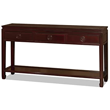 Amazon.com: China muebles online mesa consola de madera de ...