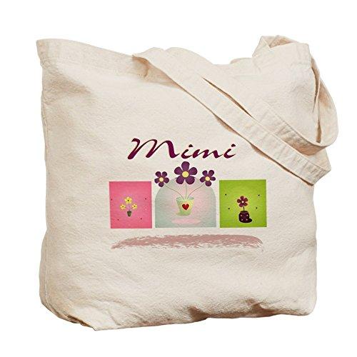 CafePress–Mimi–Gamuza de bolsa de lona bolsa, bolsa de la compra