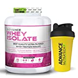 Whey Protein Isolate Powder 2kg (4.4 LBS) vanilla ,shaker free ...