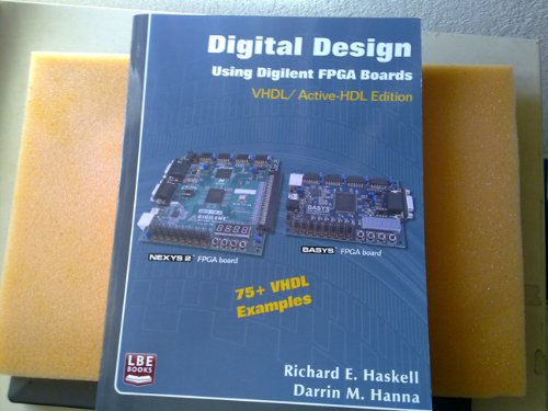 Digital Design Using Digilent Fpga Boards Vhdl/ Active - HDL Edition